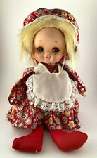 ⭐ 1960s 70s Anatomical Wind up Music Box Doll Go to sleep old Hong Kong Rare ⭐