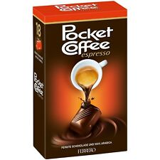 Ferrero POCKET COFFEE espresso shot in chocolate praline -18pc.-225g