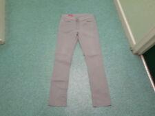 """Zara Skinny Jeans Waist 32"""" Leg 34"""" Faded Grey Ladies Jeans"""