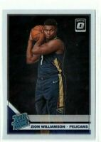 2019-20 Optic Basketball Rated Rookie Base 151-200 *YOU PICK* RC JA Zion