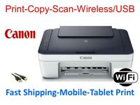 New Canon MG2922/3022 (2522) All-in-One Printer-Wireless-IPhone/Androia printing
