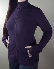 Lululemon Purple Define Jacket with Thumb Holes Size 12