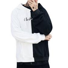 Hoodie Men Teen's Smiling Face Fashion Print Hoodie Sweatshirt Jacket Pullover