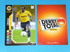 WILSON ORUMA SOCHAUX MONTBELIARD FCSM BONAL PANINI FOOTBALL CARD 2004-2005