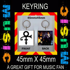 Prince-The Symbol-The Artist Formerly Known as Prince-  KEY RINGS 45X45-#9