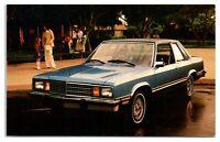 1979 Ford Fairmont 2-Door Sedan Postcard *5C