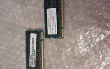 512MB RAM IBM Lenovo ThinkPad 1 10K0033  lot of 2