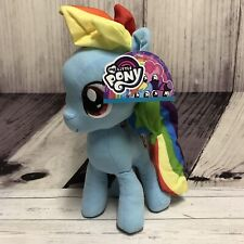My Little Pony Rainbow Dash Plush Stuffed Animal Toy Factory New