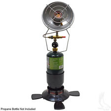 Portable Propane Heater for Golf Cart with Cup Holder(R)