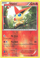 Pokemon Card - XY Roaring Skies 13/108 - VICTINI (reverse holo) - NM/Mint