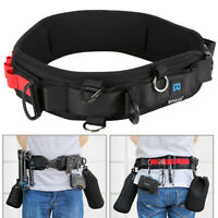 Multi-function Photography Waist Camera Straps for SLR Cameras Tripod Lens Bags