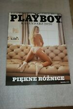 PLAYBOY KALENDARZ 2020 - Calendar 2020 NEW POLISH EDITION  RARE!!!!