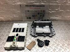BMW Mini One F54 F55 F56 B38 1.2 102HP Petrol Engine ECU Kit DME BDC Key 8655108