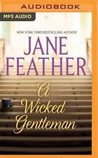 A Wicked Gentleman (Cavendish Square Trilogy) Feather, Jane MP3 CD