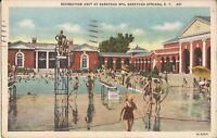 Saratoga Springs, NEW YORK - Saratoga Spa - 1941