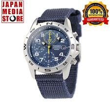 Seiko Chronograph Watch SND379R2 SND379R SND379 100% Genuine Product from JAPAN