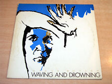 EX !! Steve Butler/Waving And Drowning/1983 Non Fiction LP