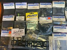 Rc10 B6D Parts lot. All New In Package! Team Associated, Worlds Car, Stealth.