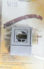 Precision Scale O #56135 Air Conditioner w/Brass Screen, for: EMD Cab (Plastic)