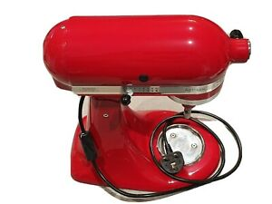 KITCHENAID Artisan 5KSM175PSBER Stand Mixer - Empire Red with 2 stainless bowls