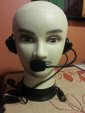 HARLEY HEADSET/ BEHIND THE HEAD/LIGHT WEIGHT/SPECIAL 4
