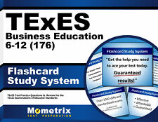 TExES Business Education 6-12 (176) Flashcard Study System