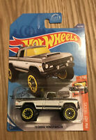 🔥HOT WHEELS - ZAMAC - 70 DODGE POWER WAGON - NEW 2020 RELEASE - USA EXCLUSIVE🔥