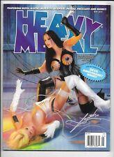 Heavy Metal Vol 36 #2 May 2012 Signed Lorenzo Sperlonga 35th Anniversary VF+
