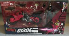 Hasbro GI Joe Special Missions:Cobra Island-Classified Series:Baroness w/COIL