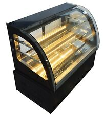 New Generation Countertop Refrigerated Cake Showcase 220V Cake Cabinet Us