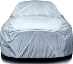 Fits ☑️ CADILLAC ATS ☑️ All Weather Waterproof & Hail Full Exterior Car Cover