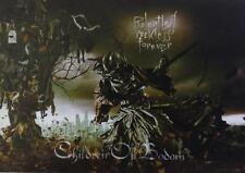 """CHILDREN OF BODOM Flag/ Tapestry/ Fabric Poster  """"Reckless Forever""""    NEW"""
