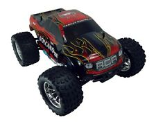 REDCAT RACING VOLCANO S30 1/10 SCALE NITRO MONSTER TRUCK 4X4 RC CAR 2.4GHz RED