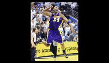 Kobe Bryant JOY L.A. Lakers 2009 NBA Championship Premium 16x20 POSTER PRINT