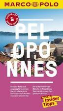 -- Peloponnes 2017 mit Karte UNGELESEN  Reiseführer Marco Polo Griechenland