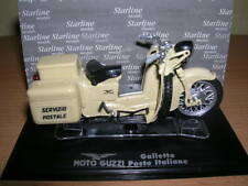 Moto Guzzi Galletto Poste ITALIANE Motorcycle 1 24 Model 99037