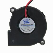 50mm 12V  Blower Fan 50mm x 50mm x 15 mm