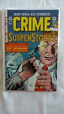 CRIME SUSPEN STORIES NO. 17 NOV. EC COMICS HIGH GRADE BOOK K9-101