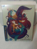 Disney's The Little Mermaid - Steelbook (Blu-Ray) Mondo Edition
