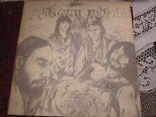 AUTUMN PEOPLE  S/T LP 1976 SOUNDTECH RECORDS  RARE AUTOGRAPHED SIGNED BY BAND