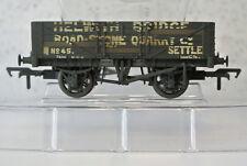 Bachmann Branch Line 37- 039 Plank Wagon Helwith Bridge With Load Weathered. NIB