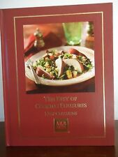 "The Best Cooking Pleasures ""New Creations"" Cooking Club of America 2003"