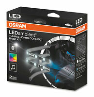 LEDINT102 OSRAM LEDambient in car TUNING LIGHTS CONNECT BASE KIT App Bluetooth