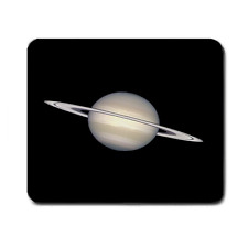 SATURN PLANET SOLAR SYSTEM PLANETS LARGE MOUSEPAD **SUPER ITEM**