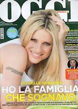 Oggi 2015 21.Michelle Hunziker,Lionel Messi,Gabriel Garko,Charles Aznavour