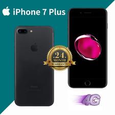 APPLE IPHONE 7 Plus 128GB Black/Nero GARANZIA 24 MESI NUOVO SIGILLATO