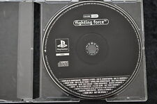 Fighting Force Playstation 1 PS1 Demo