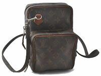 Authentic Louis Vuitton Monogram Amazone Shoulder Bag Old Model LV B3297