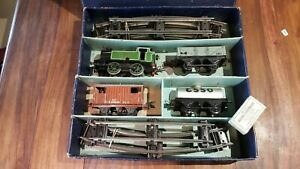 Hornby Anglais échelle o coffret de marchandises N°40