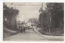 France, Paris Plage, Le Village Suisse en Foret Postcard, A517